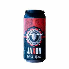 Badlands - Red Ipa Jaxon 440ml Cans