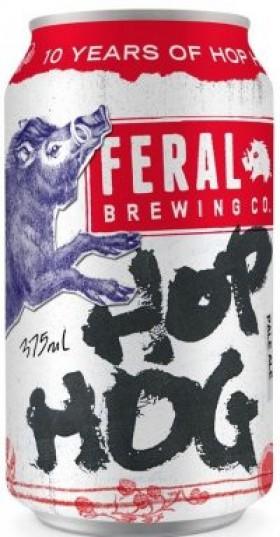 Feral Hop Hog Pale Ale Cans