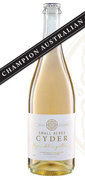 Small Acres Sparkling Perry