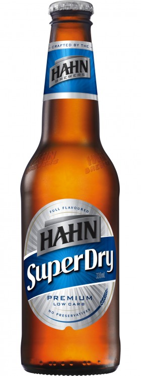 Hahn Super Dry 330ml