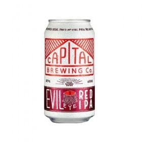 Capital Brewing - Red Eye Ipa