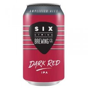 Six String Dark Red Ipa