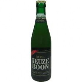 Boon- Oude Old Style Gueuze 375ml