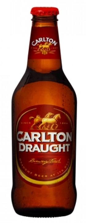 Carlton - Draught 375ml