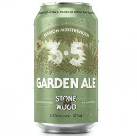Stone and Wood Garden Ale Cans
