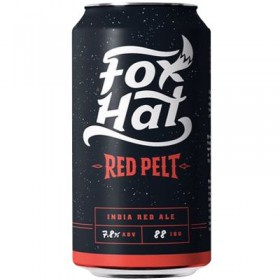 Fox Hat - Red Pelt India Red Ale