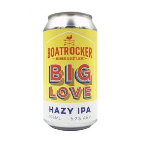 Boatrocker Big Love Hazy Ipa