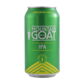 Mountain Goat Ipa Cans