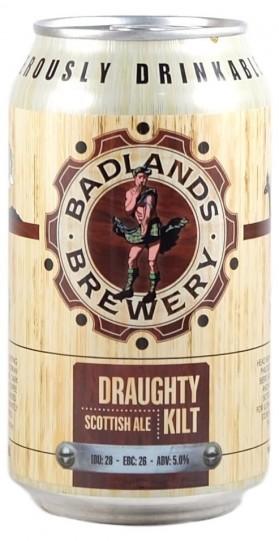 Badlands - Draughty Kilt Can