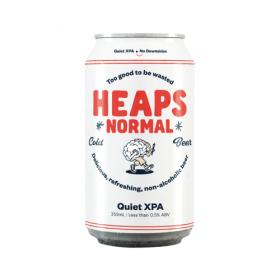 Heaps Normal-quiet Xpa