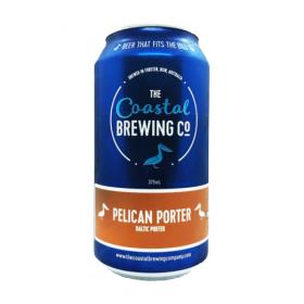 Coastal Rum Barrel Aged Pelican Porter