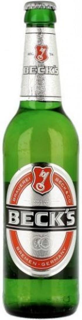 Becks - Beer Imported