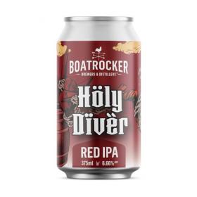 Boatrocker Holy Diver Red Ipa