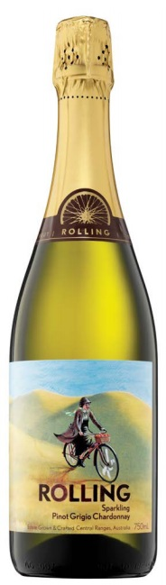 Rolling Sparkling Pinot Grigio