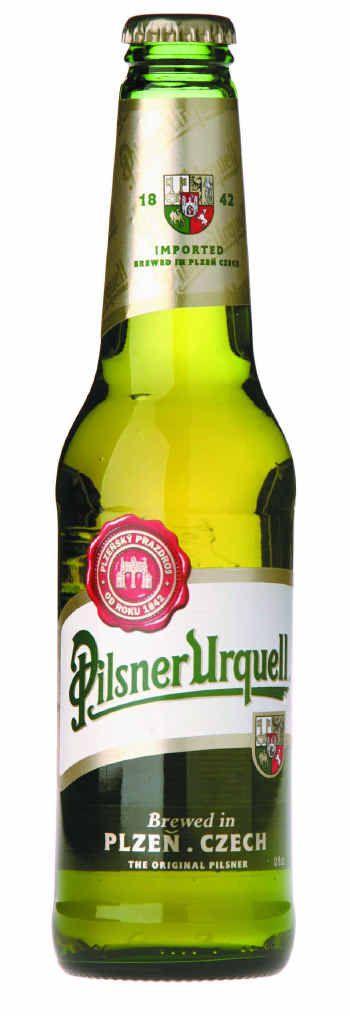 Pilsner Urquell - Czech Beer