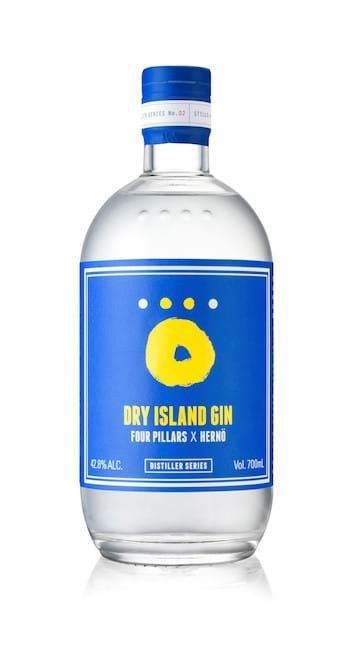 Four Pillars - Dry Island Gin