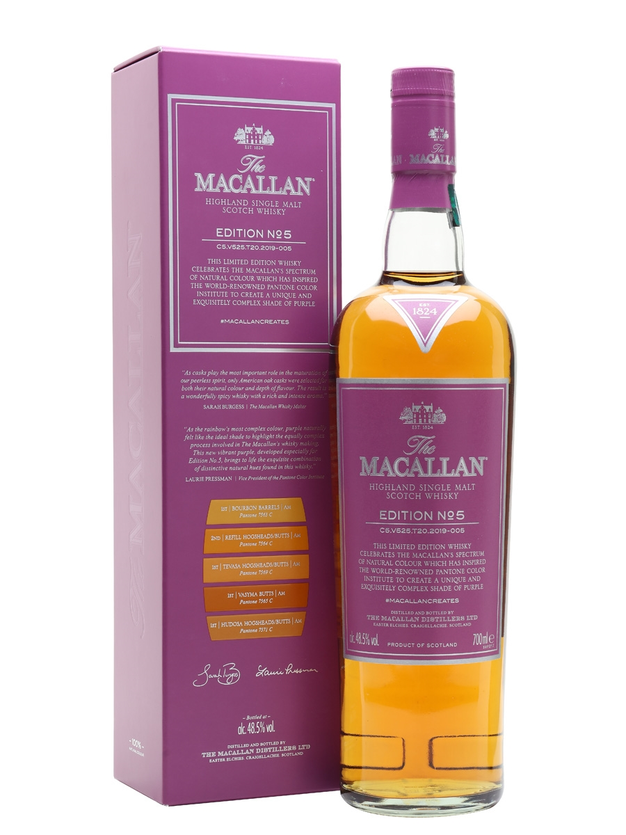 Macallan Limited Release Edition 5