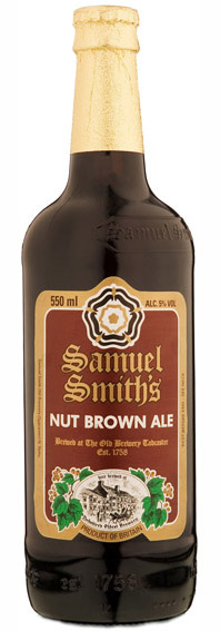 Samuel Smith- Nut Brown Ale
