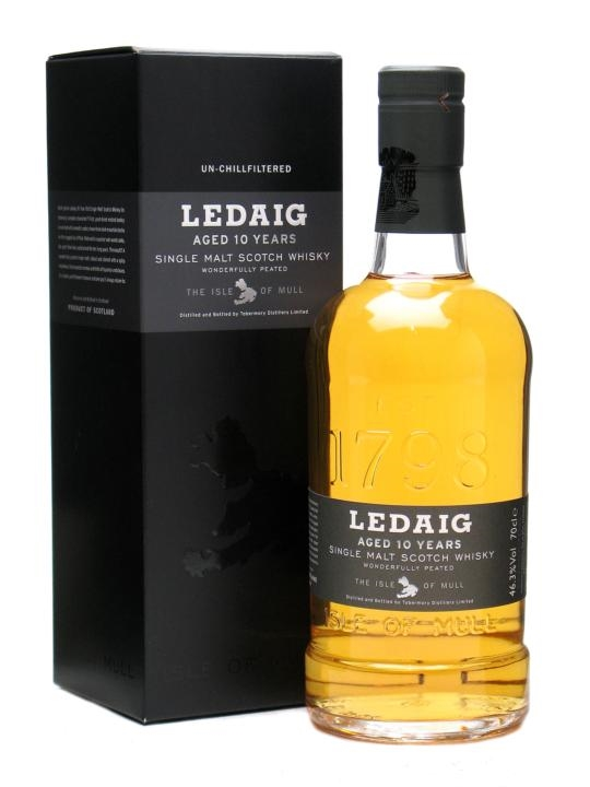 Ledaig - 10 Year Old Isle Of Mull