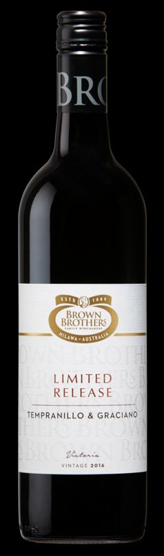 Brown Brothers Limited Tempranillo Graciano