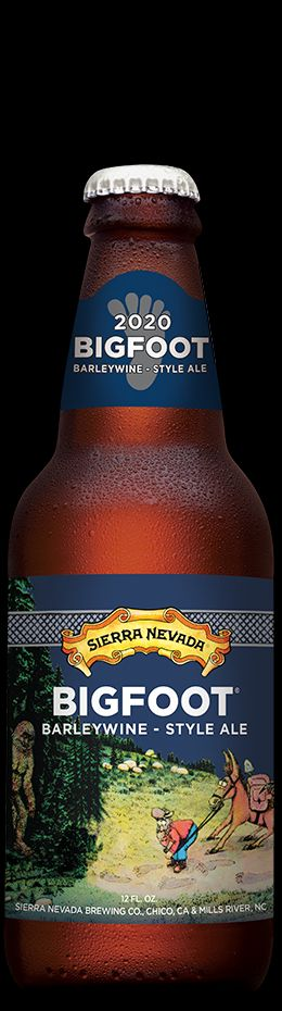 Sierra Nevada - Bigfoot Barley Wine