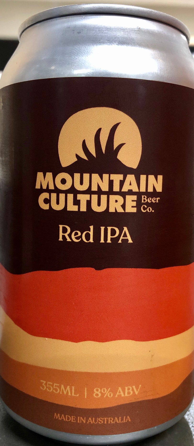 Mountain Culture Double Red Ipa