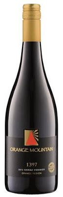 Orange Mountain - 1397 Shiraz V