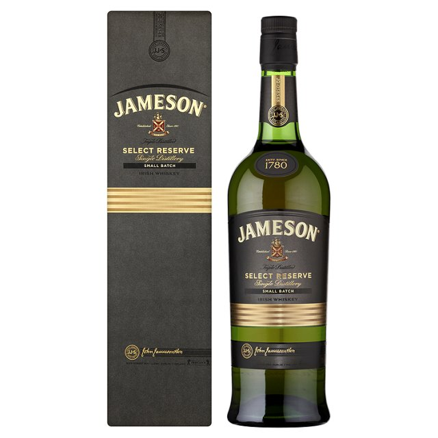 Jameson - Sr Black Barrel