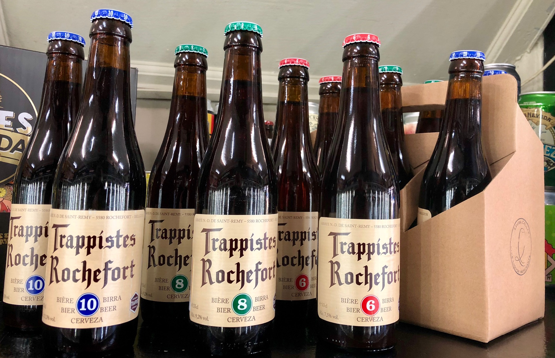 Rochefort - 6 Pack No 6  No 8 No 10