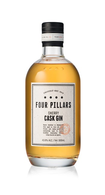 Four Pillars - Barrel Aged Sherry Cask