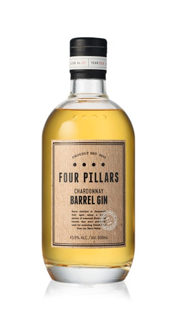Four Pillars - Barrel Aged Chardonnay Cask