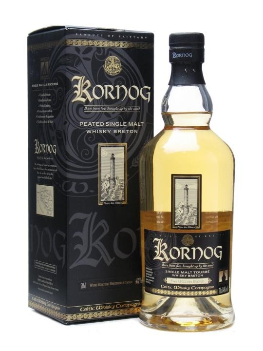 Kornog - Peated Single Malt