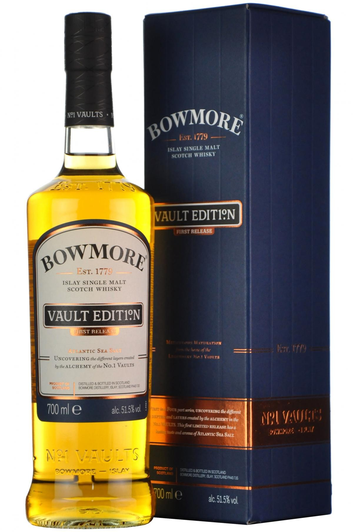 Bowmore - Vault Series No 1