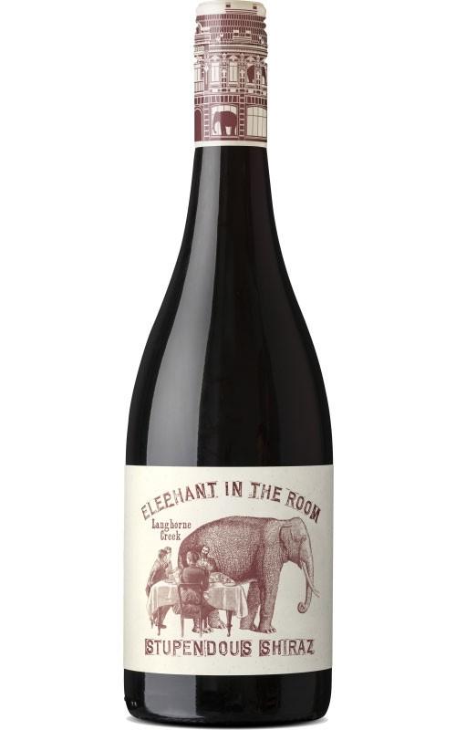 Elephant In The Room Shiraz