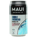 Maui Brewing Co Double Overhead Double Ipa