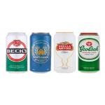 European Beers 4 Different Beers