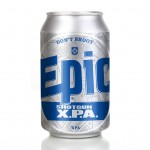 Epic Brewing Xpa Shotgun Cans