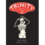 Trinity Stay Here Naked Imperial Stout 375ml