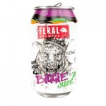 Feral Brewing Biggie Juicy Neipa Cans