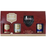 Chimay Gift Pack With Glass