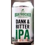 Boatrocker Dank and Bitter Ipa Cans