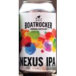 Boatrocker Nexus Hazy Ipa Cans