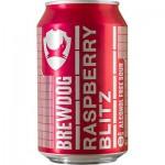 Brewdog Rasberry Blitz Non Alc Cans