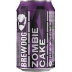 Brewdog Zombie Cake Praline Choc Porter Cans