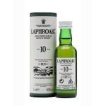 Laphroaig 10yr Miniature 50ml