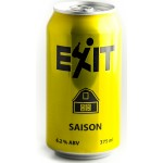Exit Brewing Saison Cans