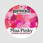Boatrocker - Miss Pinky Raspberry Berliner