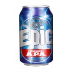 Epic Thunder America Pale Ale Cans