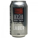 Akasha - Tradewind Lager Cans