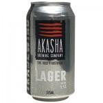 Akasha - Tradewind Lager Cans